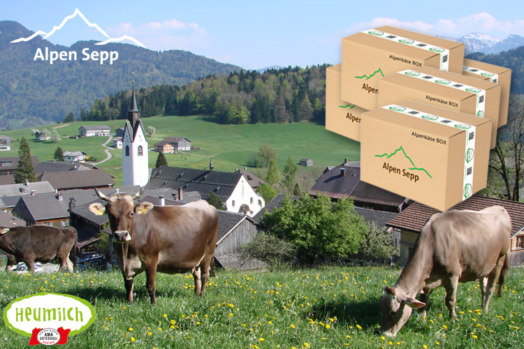 Das Alpen Sepp Überraschungsabo