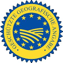 Ursprungsschutz EU Siegel