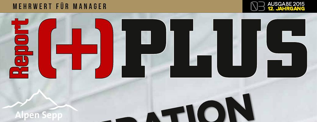 Report Plus Manager Magazin