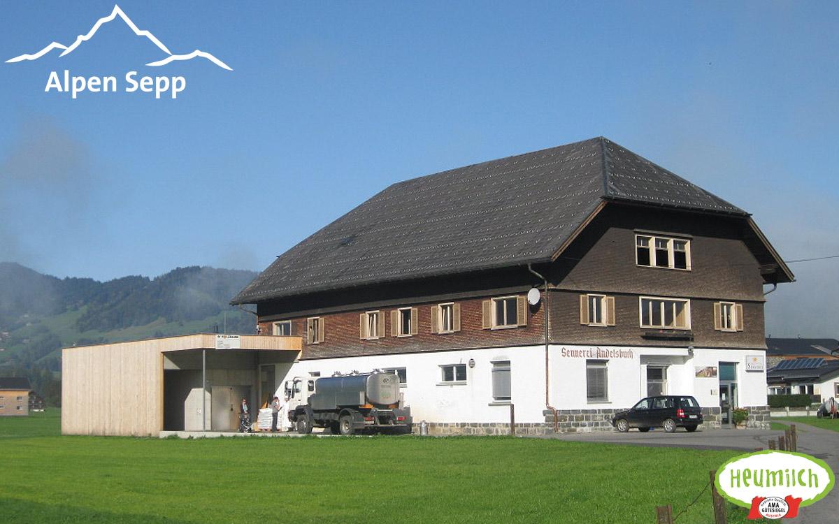 Sennerei Andelsbuch - Bregenzerwald