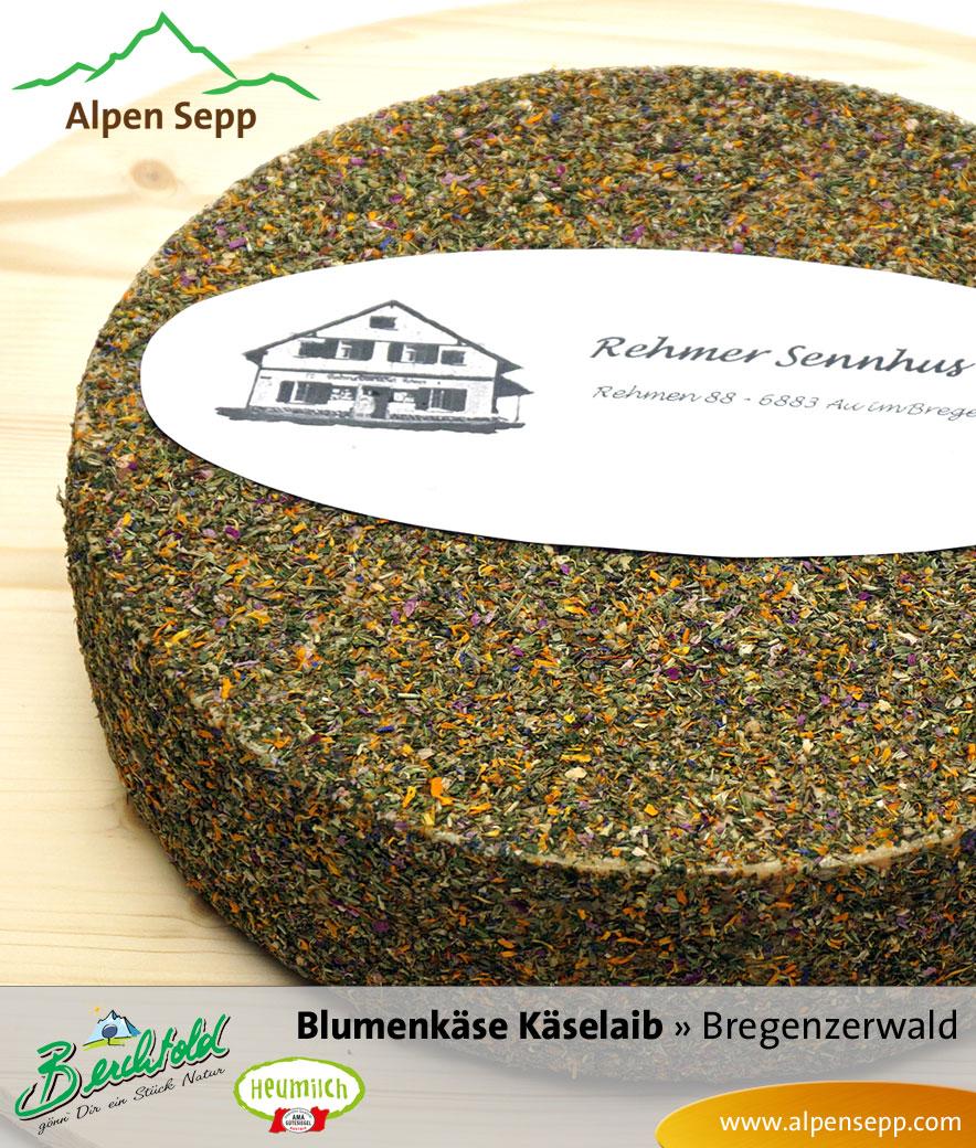 BLUMENKÄSE Käselaib - 6 kg