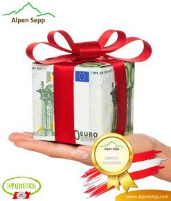 Gutscheine für den Alpen Sepp Käseshop