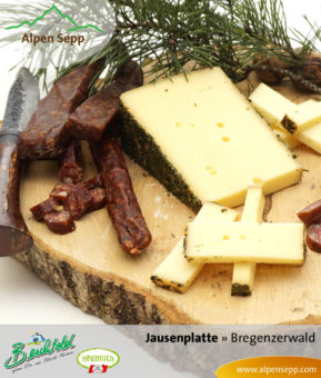 Alpen Sepp`s - Alpen Jausen Snack klein