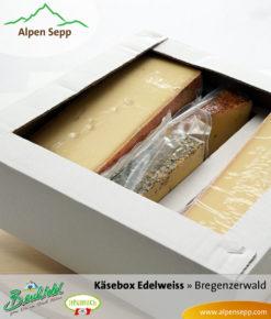 Bregenzerwälder Käsebox Edelweiss