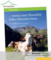 Rinderfibel ... Woran man Heumilchkühe erkennen kann. (Download)