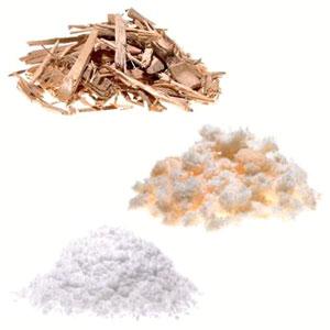 Holzzellulose im Parmesan aus den USA gefunden