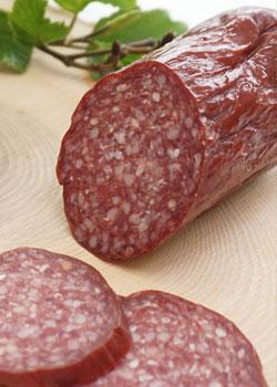 100% BIO Rind Salami