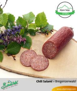 Bregenzerwälder Chili Salami