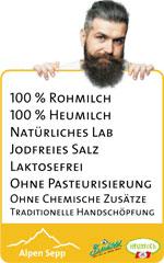 Vorteile mit Alpenkäse vom Alpen Sepp