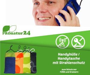 3-in-1 Schutz fürs Handy