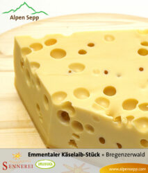 Emmentaler Käselaib Stück - 6 kg