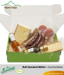 B2B Geschenkbox - mittel - Standard