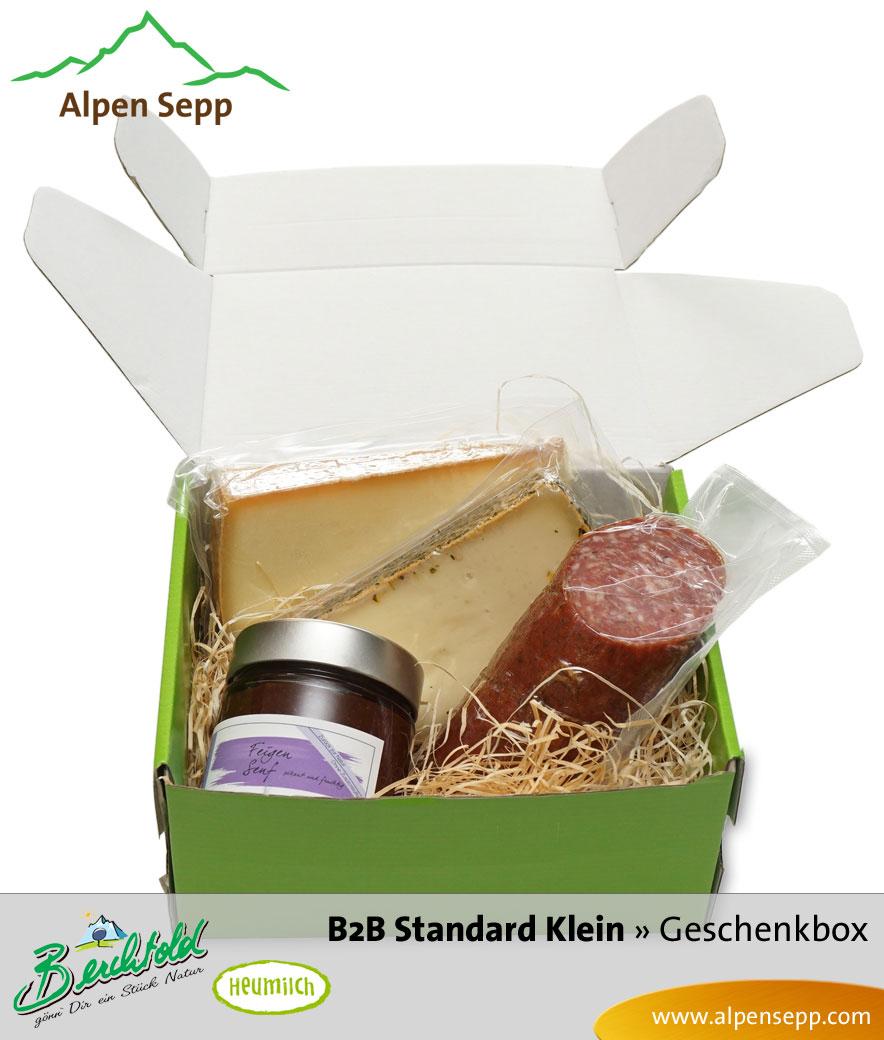 B2b Weihnachtsgeschenke.Kleine B2b Business Geschenkbox Für Unternehmen Standard Version