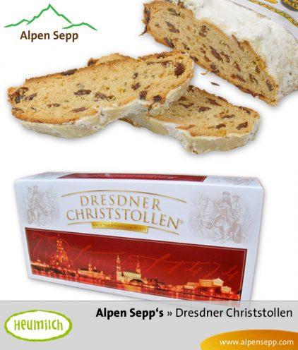 Premium Dresdner Christstollen 1,5 kg