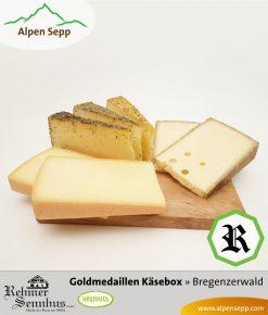 Käsebox Goldmedaillen Käse