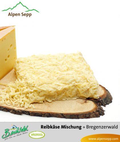Käsemischung vom Alpen Sepp