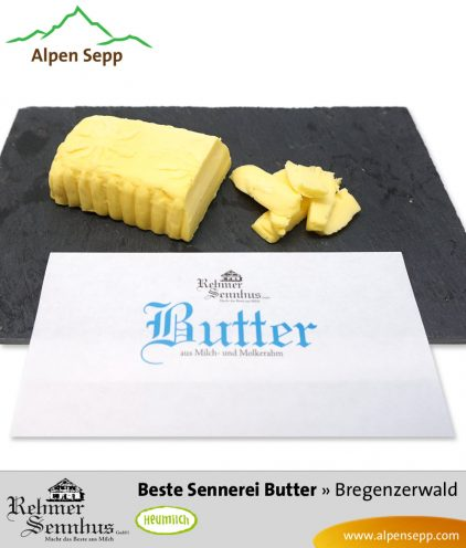 Sennerei Butter 250 Gramm