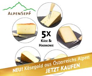 Alpen Sepp - Alpengenuss